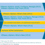 VMware Certified Professional vcp