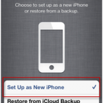 How to activate iphone