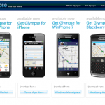 glympse app for android ios windows phone & blackberry