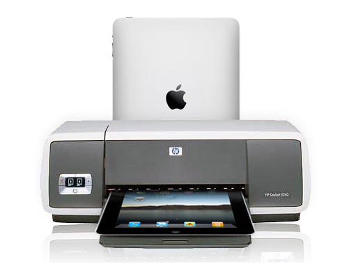 116 How to print from your new iPad 3 using AirPrint