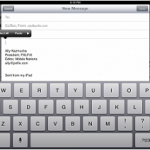How to copy, paste, and perform basic text editing on your iPad 3