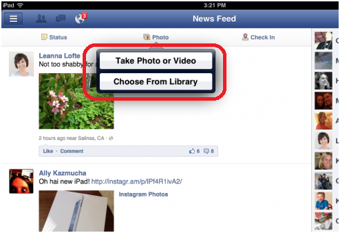 220 How to post a video to YouTube or Facebook from iPad 3