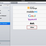 How to setup and send email on iPad 3