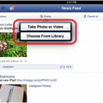 How to post a video to YouTube or Facebook from iPad 3