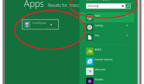 using safemode in windows 8