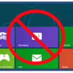 How to skip the metro and boot directly into windows 8 desktop