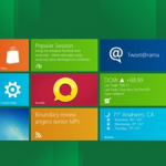 How to Change Metro Screen Background and Color in Windows 8
