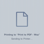 How to print emails, web pages, and photos from PDFs on iPhone or iPad