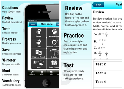 245 Best iPhone apps for GMAT and GRE Exam Preparation