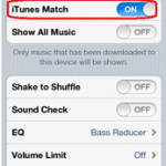 How to set up iTunes Match on iPhone, iPad and iPod touch