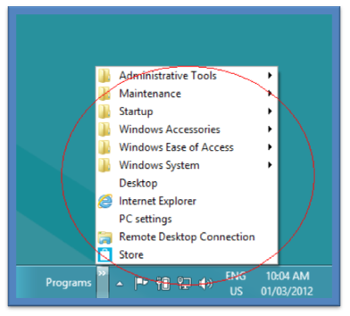 523 How to Get Start Menu Back in Windows 8