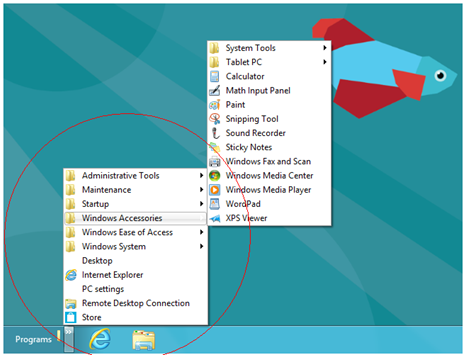 78 How to Get Start Menu Back in Windows 8