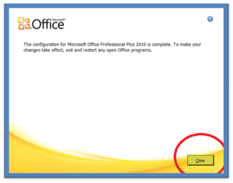how to bypass microsoft office professional plus 2010 activation
