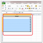 How to Create Progress Bar with Conditional Formatting in Excel 2010