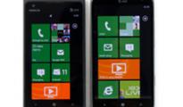 Nokia Lumia vs HTC Titan