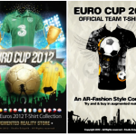 Euro Cup iPhone App for Buying T-Shirts