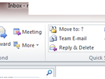 How to Enable Auto Email Forward Messages Rule in Outlook 2010