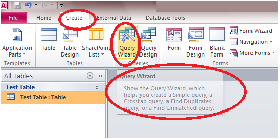 152 How to Create a Query in Microsoft Access 2010 to Find Duplicate Entries in a Table