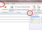 How to Setup Expiry Date on Email Messages in Outlook 2010