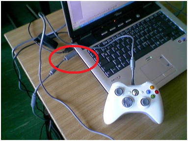 How to connect Xbox 360 Wired Controller to a Laptop | Information