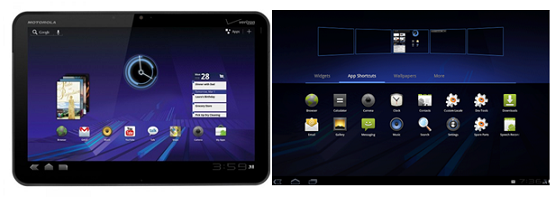 22 A Comparison Of Android Gingerbread, Honeycomb, Ice Cream Sandwich And Jelly Bean