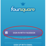 How To Link Facebook And Twitter Accounts With Foursquare On Your Android Device