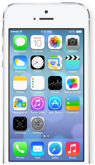 1 iOS7 New Features