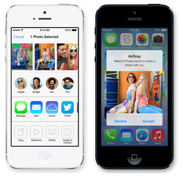 3 iOS7 New Features