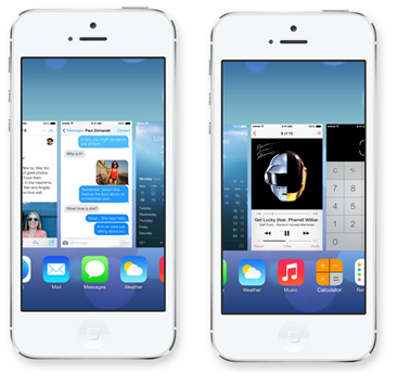 4 iOS7 New Features